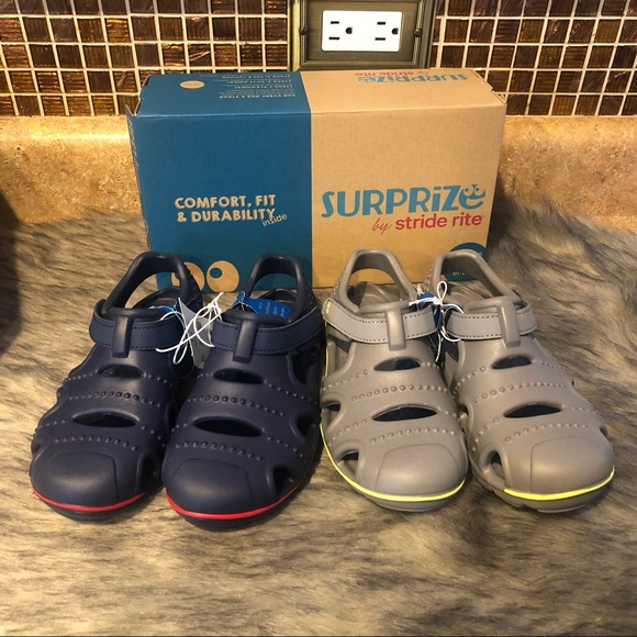 Stride Rite Other - Stride Rite Surprize Boy's Sandals